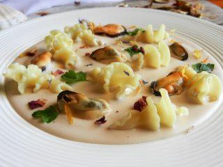 DSCN4756-320x240 Pasta cozze e fagioli Campania Estate Gourmet Healthy Pasta Pasta secca Primi di mare Primi piatti Stagionali  pasta cozze e fagioli fagioli cucina con giò cozze