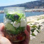 #Boccaccidamare N.4 – Insalata greca con farro