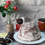 Sponge cake al cacao, caffè e mascarpone