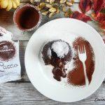 Tortino con cuore morbido al cacao