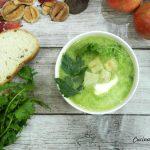 #Detox – Zuppa di broccoli al latte di cocco