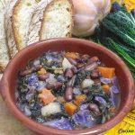 Zuppa verdure e legumi di Giò
